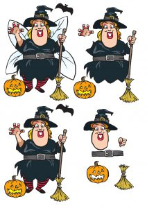 Bea Witch.