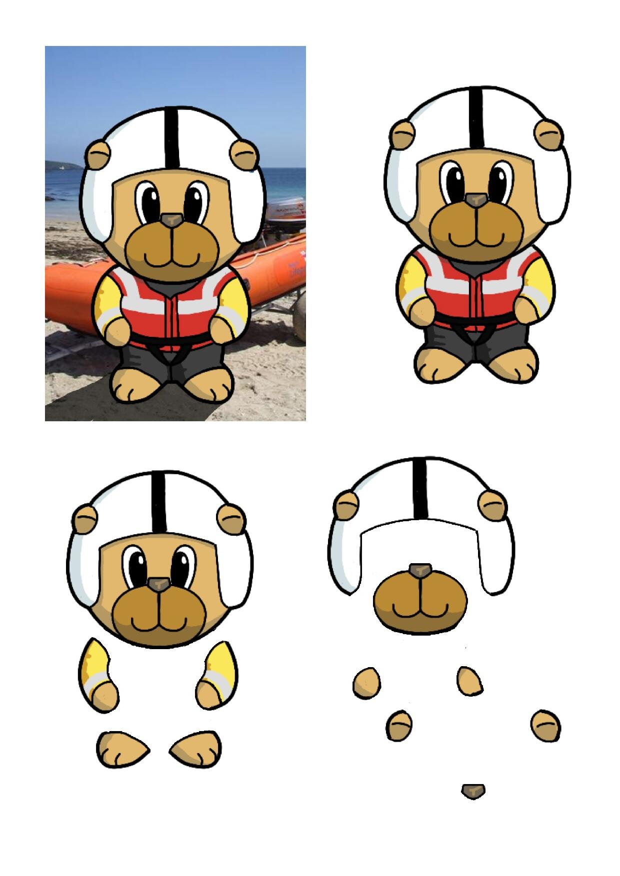 Lifeboatman Bear.