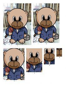 Plumber Bear.