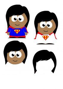 Super Hero Papers.