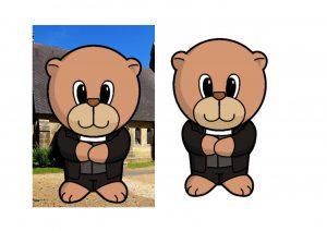 Vicar Bear.