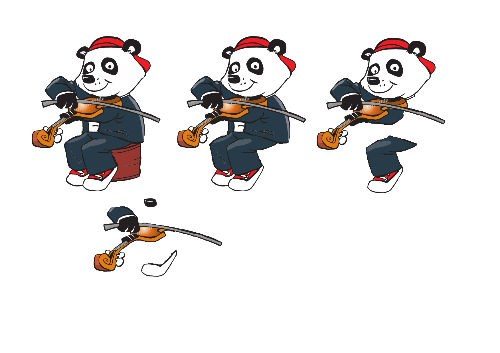 String Quartet.