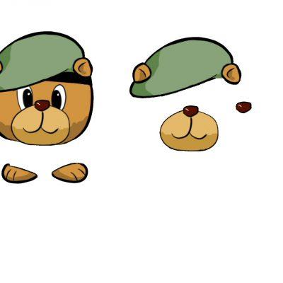 a5_army_bear_decoupage_b