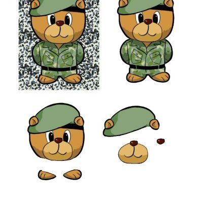 a6_army_bear_decoupage