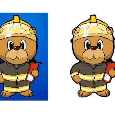 a5_fireman_bear_decoupage_a
