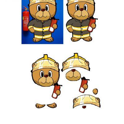 a6_fireman_bear_decoupage