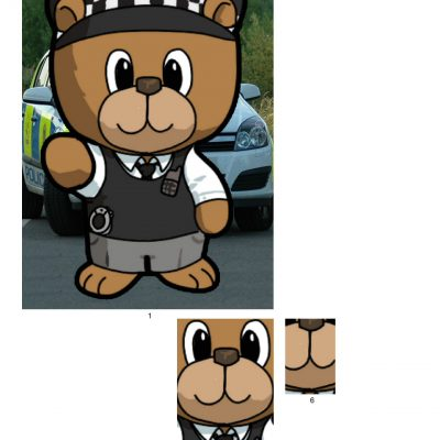 police_bear_pyramid_paper_06_a