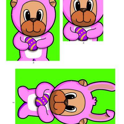 easter_bear_pyramid_paper_pink_06_b