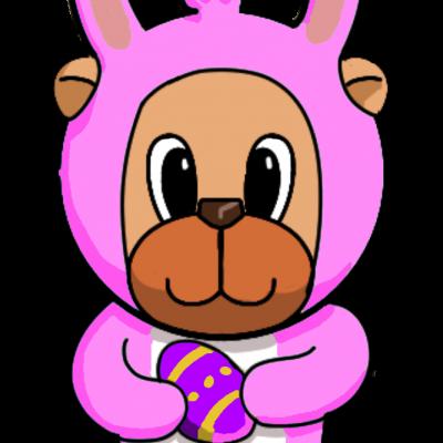 easter_rabbit_png_lg_pink