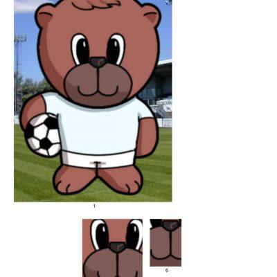 football_bear_pyramid_paper_06a