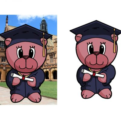 graduation-bear-female-decoupage-med-a