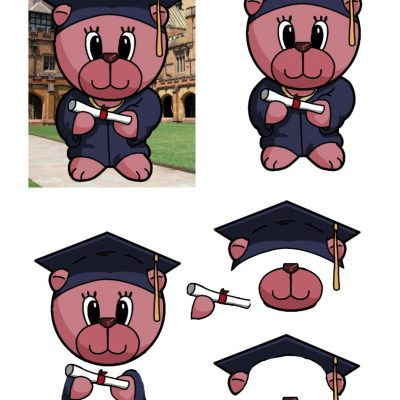 graduation-bear-female-decoupage-sm