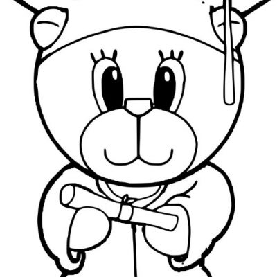 graduation-bear-female-digi-stamp-sm