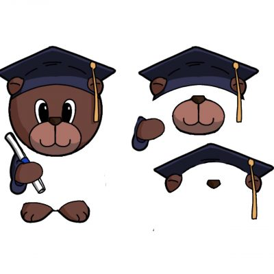 graduation-bear-male-decoupage-med-b