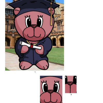 graduation-bear-pyramid-paper-female-06a