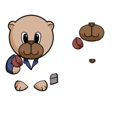 plumber_bear_decoupage_med_b