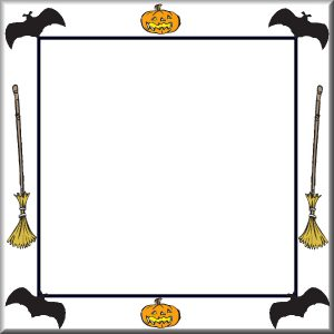 Bea Witch Frames.