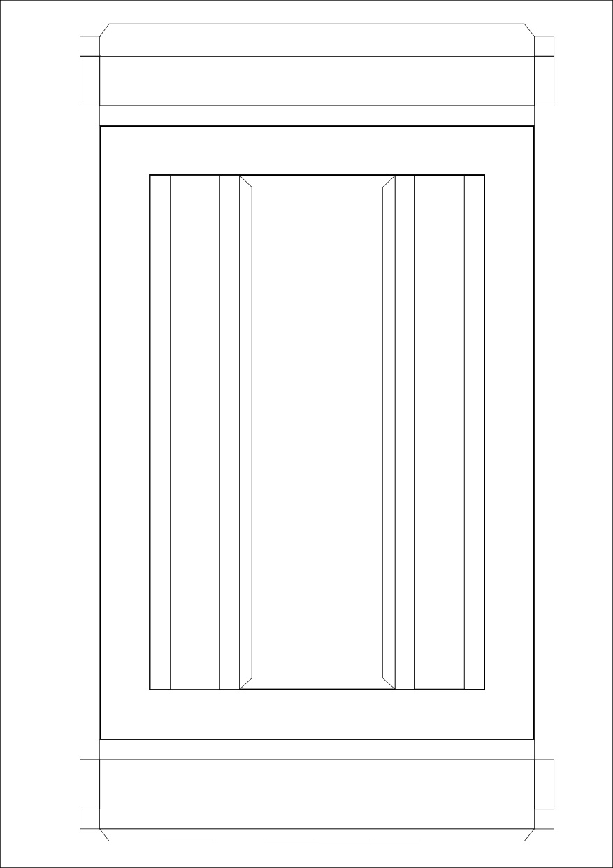 Box Frame Templates.