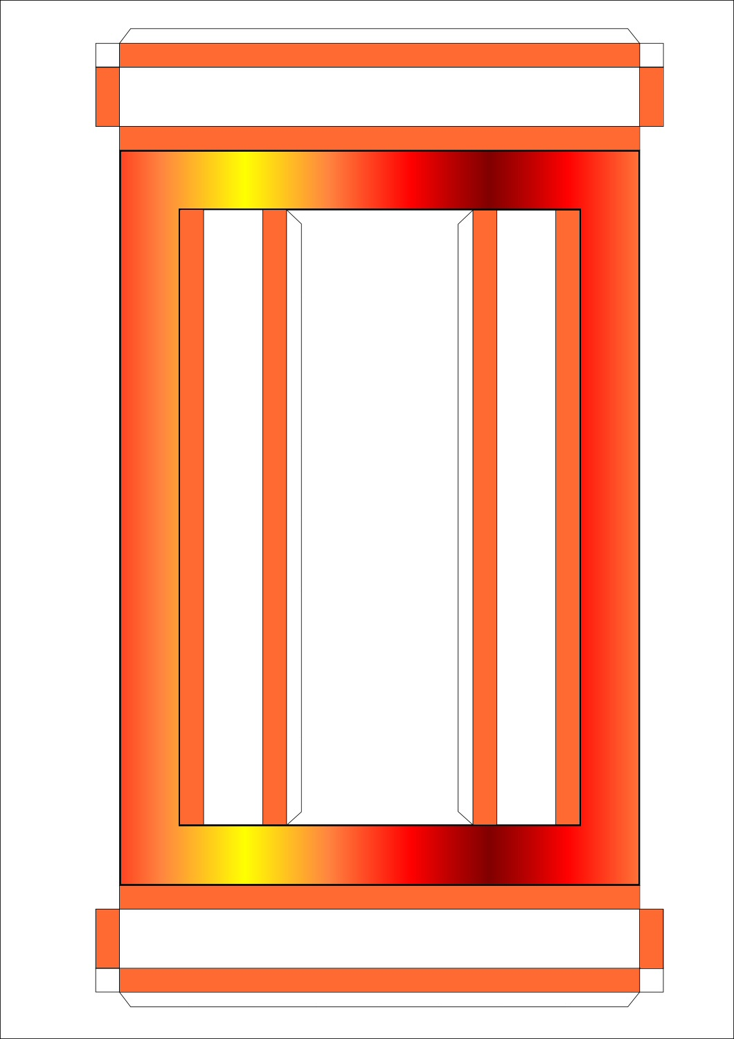 5x7_box_frame_orange_and_red