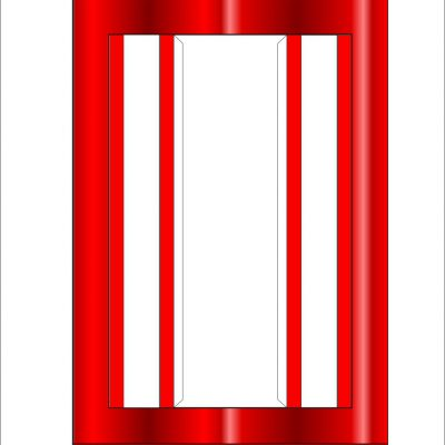 a6_box_frame_template_multi_red