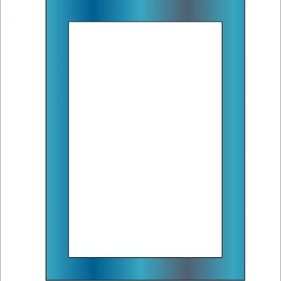 5x7_frame_electric_blue