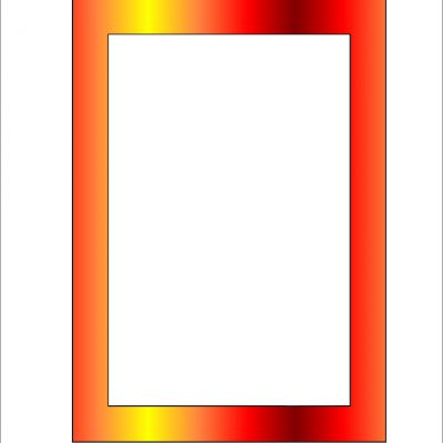 5x7_frame_orange_and_red