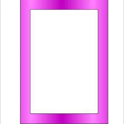 5x7_frame_pink