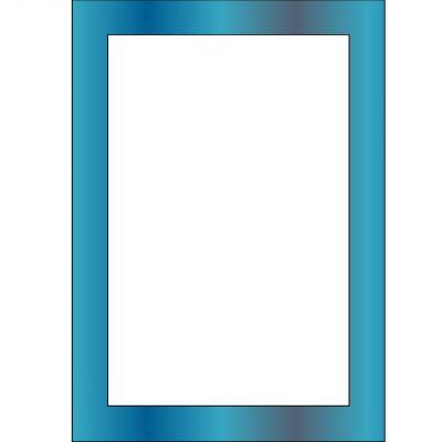a5_frame_electric_blue