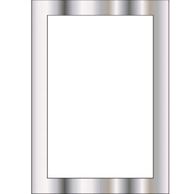a5_frame_silver