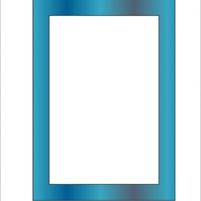 a6_frame_electric_blue