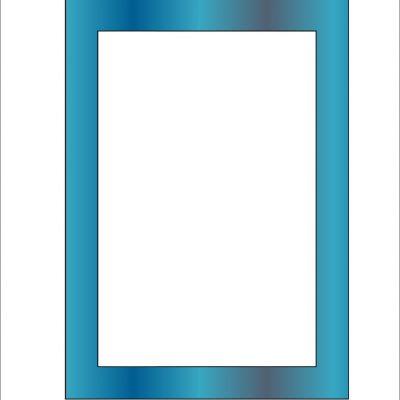 a6_frame_electric_blue