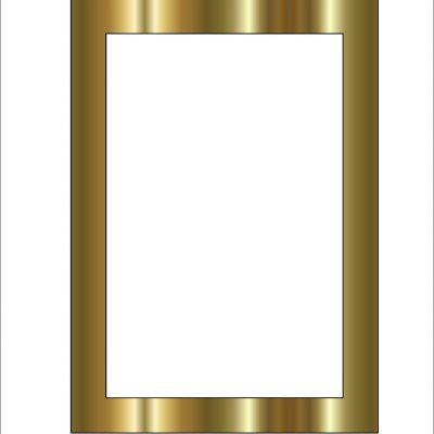 a6_frame_gold