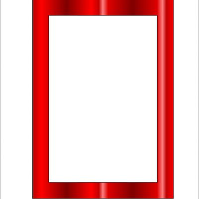 a6_frame_template_multi_red