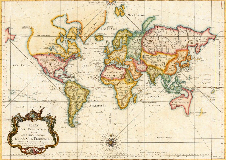 Maps A5 Landscape.