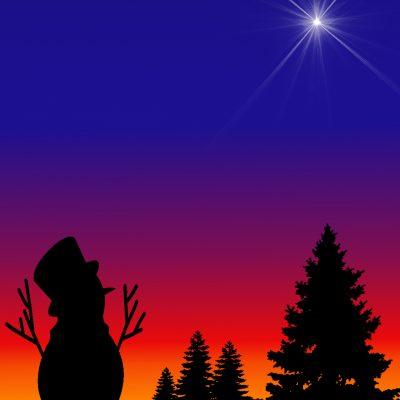 christmas-snowman-silhouette-02