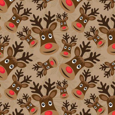 Reindeer Christmas Papers.