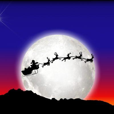 santa-and-sleigh-a4-landscape-07
