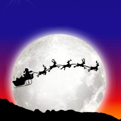 santa-and-sleigh-a4-portrait-01