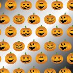 Halloween Pumpkin themed craft papers.
