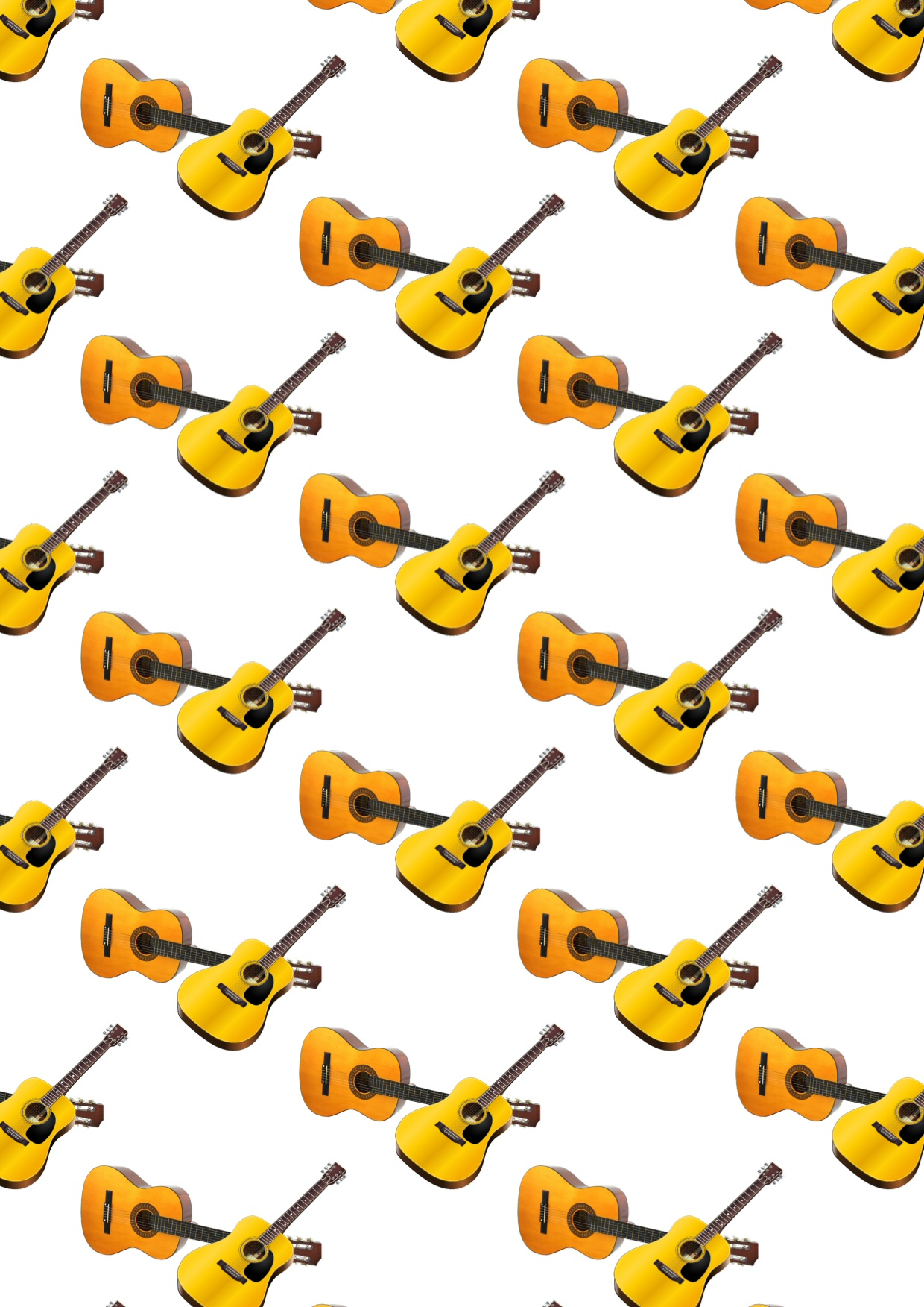 Acoustic Guitar Craft Papers.