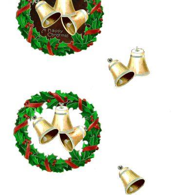Christmas Decoupage.