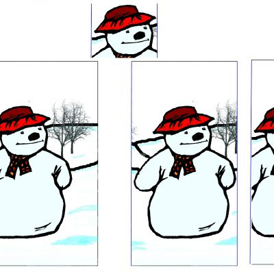 snowman_pyramid