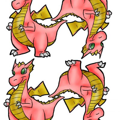 dragon_female_decoupage_med_diy