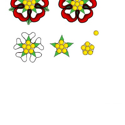 Tudor_Rose_Decoupage