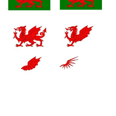 Welsh_Dragon_Decoupage