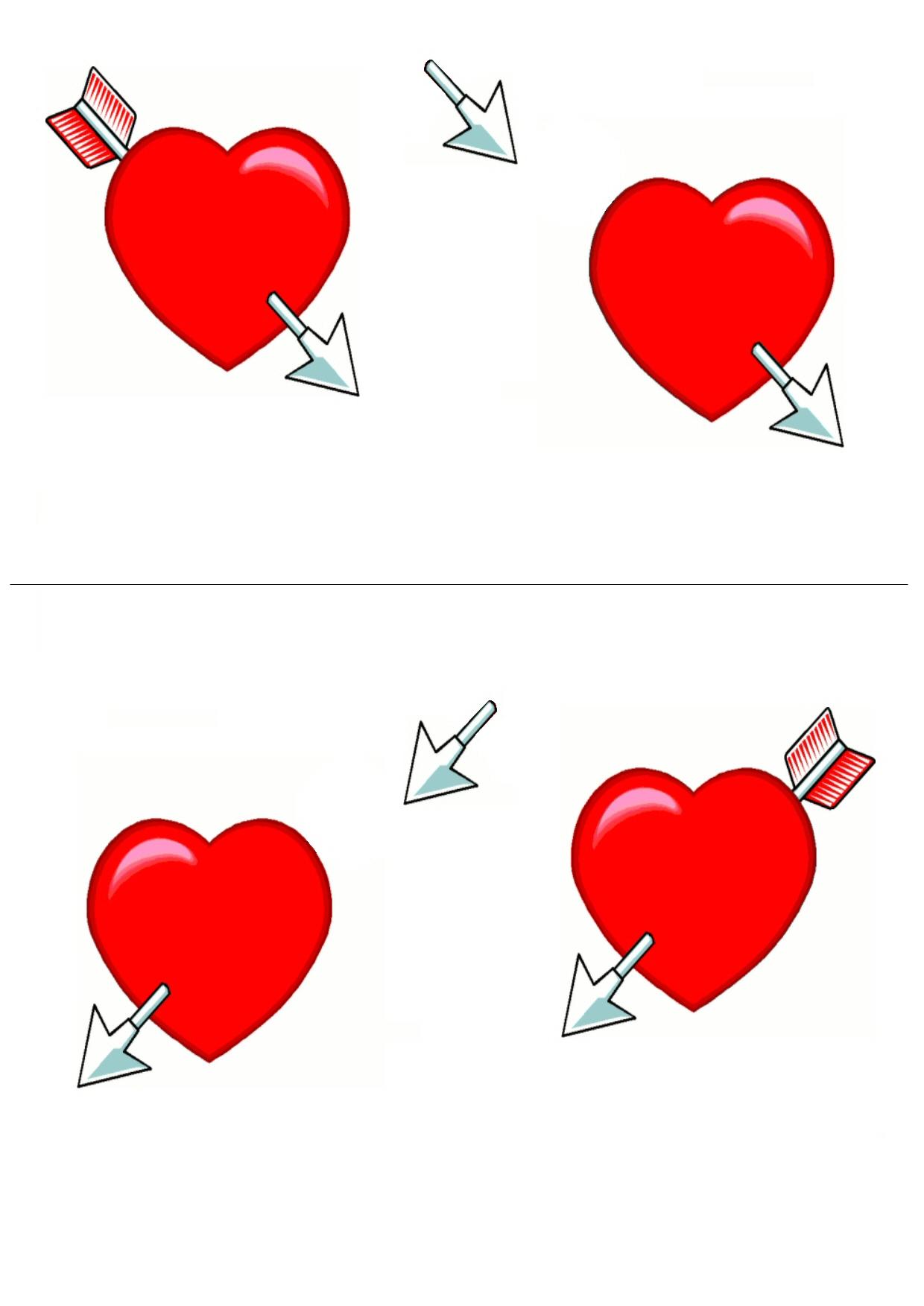 Valentines Day Decoupage.