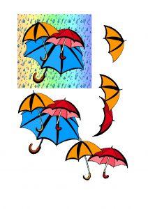 Weather Decoupage.