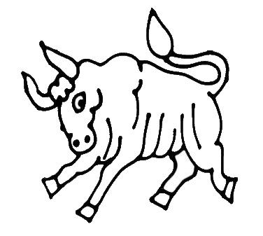 Taurus digi stamp.