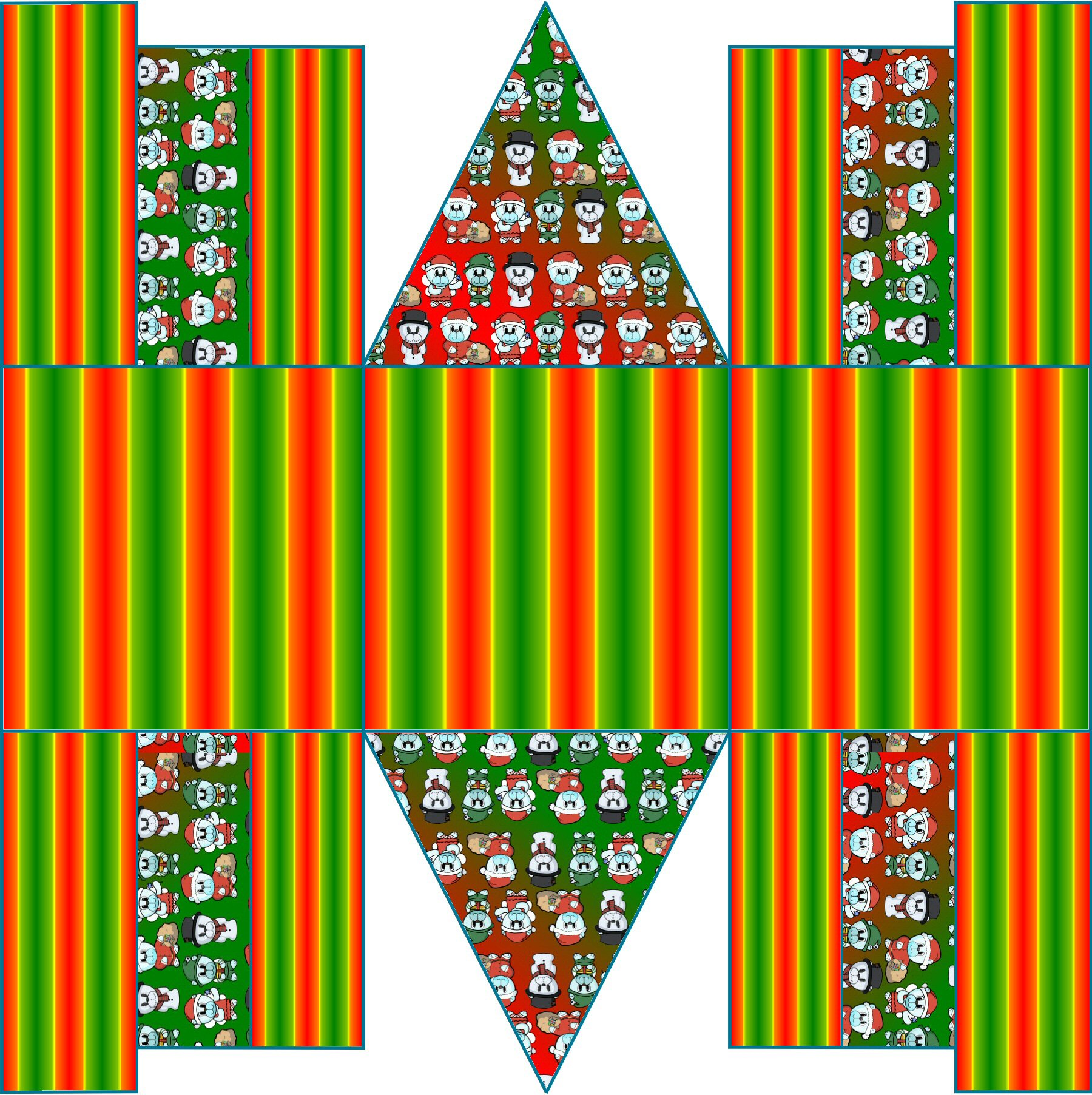 christmas_basket_12x12_2a. Basket Templates.