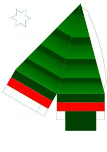 Christmas Tree Templates.